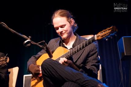 Jean Guyomarc'h - Guitare/Mandoline